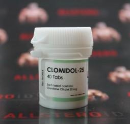 Кломид -25 (Lyka Labs)