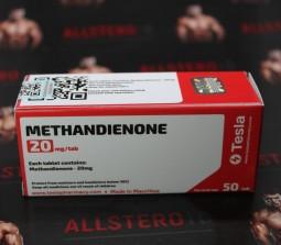 Метандиенон от Tesla Pharmacy