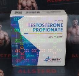 GENETIC TESTOSTERONE P 100MG/ML - ЦЕНА ЗА 1 АМПУЛУ
