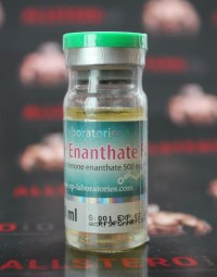 Enanthate forte 500 (SP labs)