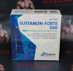 GENETIC SUSTANON FORTE 500MG/ML - ЦЕНА ЗА 1 АМПУЛУ
