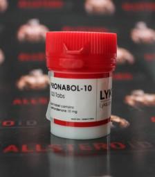 Pronabol-10 (Lyka labs)