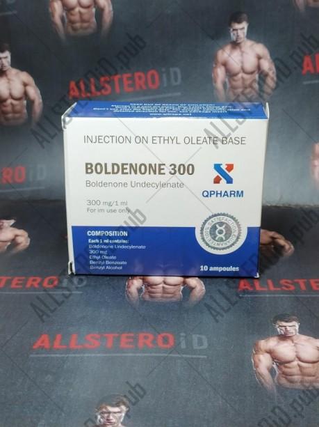 BOLDENONE 300mg/ml - цена за 1 амп