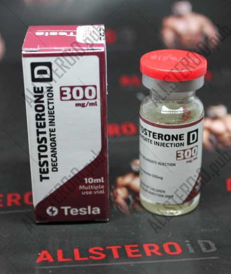 Testosterone D (Tesla)