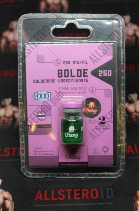 Bolde 250 (chang Pharma)
