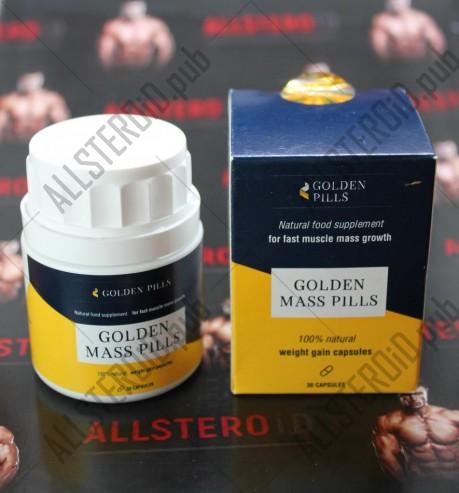 Golden Mass Pills