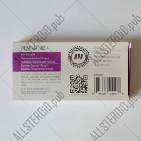Pharma Mix 4 (PharmaCom)