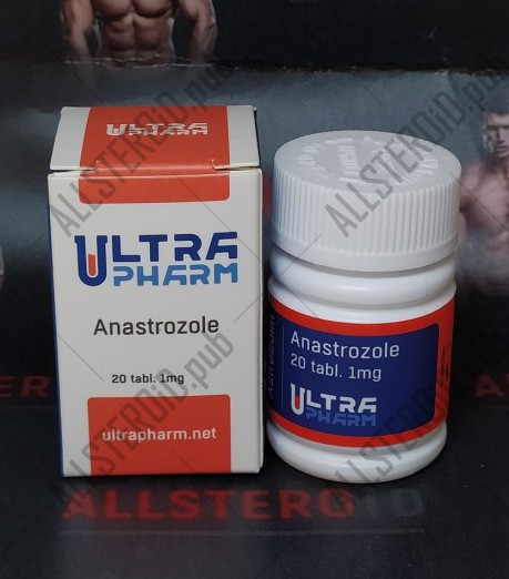 Anastrazole 1mg (Ultra Pharm)