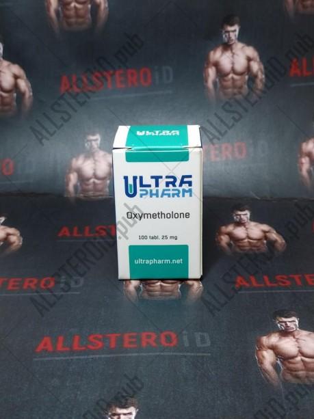 Оксиметолон от Ultra Pharm