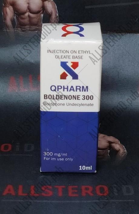QPHARM BOLDENONE 300 - ЦЕНА ЗА 10МЛ